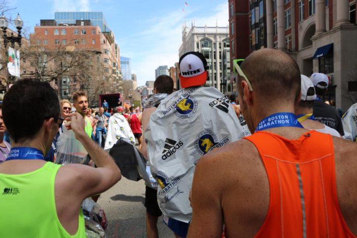 Vanessa O'Brien Boston Marathon 2017